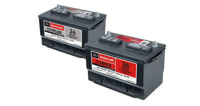 HAVE YOUR BATTERY TESTED AT NO CHARGE.**