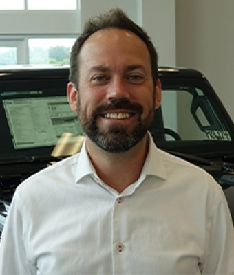 USED CAR MANAGER Dane Peterson in Sales at Eide CDJR Zumbrota
