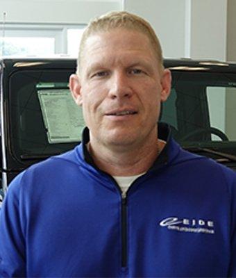 INTERNET SALES SPECIALIST Brian Engelby in Sales at Eide CDJR Zumbrota