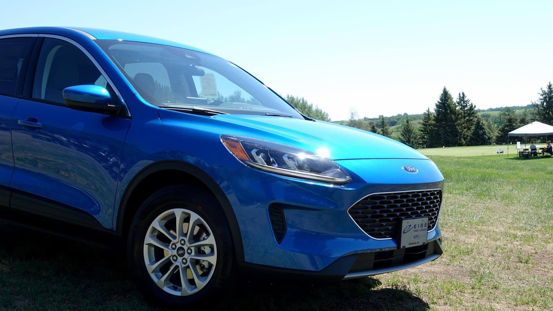 2021 Golf Scramble Prize: A new Ford
