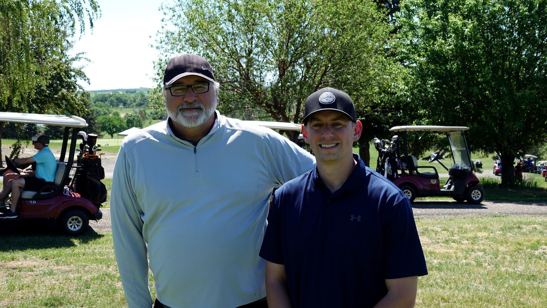 Eide Ford hosts 2021 Chamber Golf Scramble