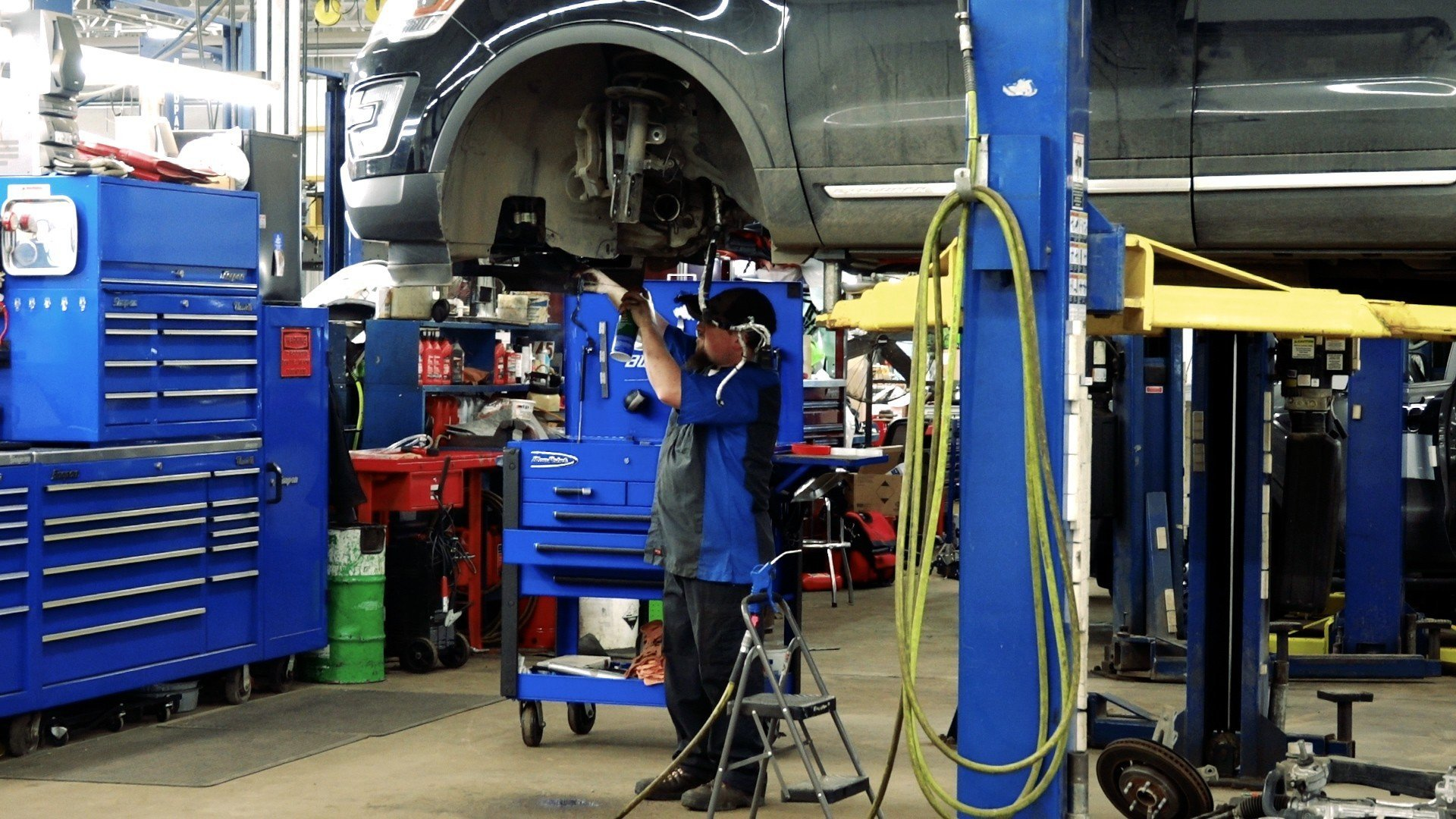 Get your career started in automotive tech at Eide!