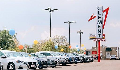 Clement Auto Centers Location
