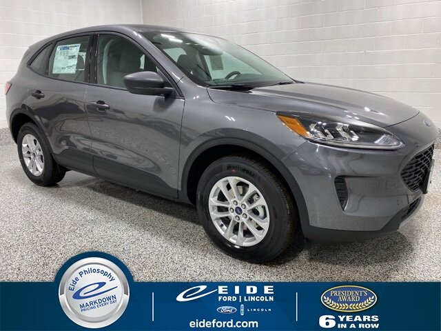Lease this 2021, Gray, Ford, Escape, S