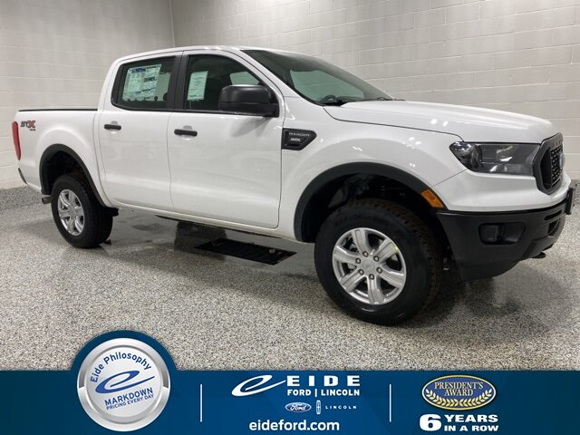 Lease this 2021, White, Ford, Ranger, XL STX