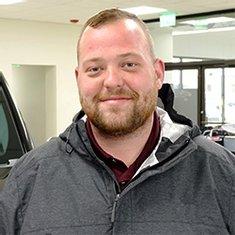 Sales Consultant Matt Strasheim in Sales at Eide Ford Lincoln