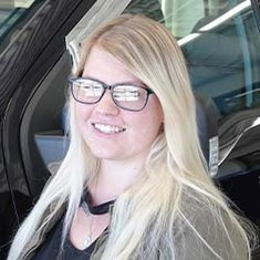 Finance Assistant Josie Dillmann in Sales at Eide Ford Lincoln