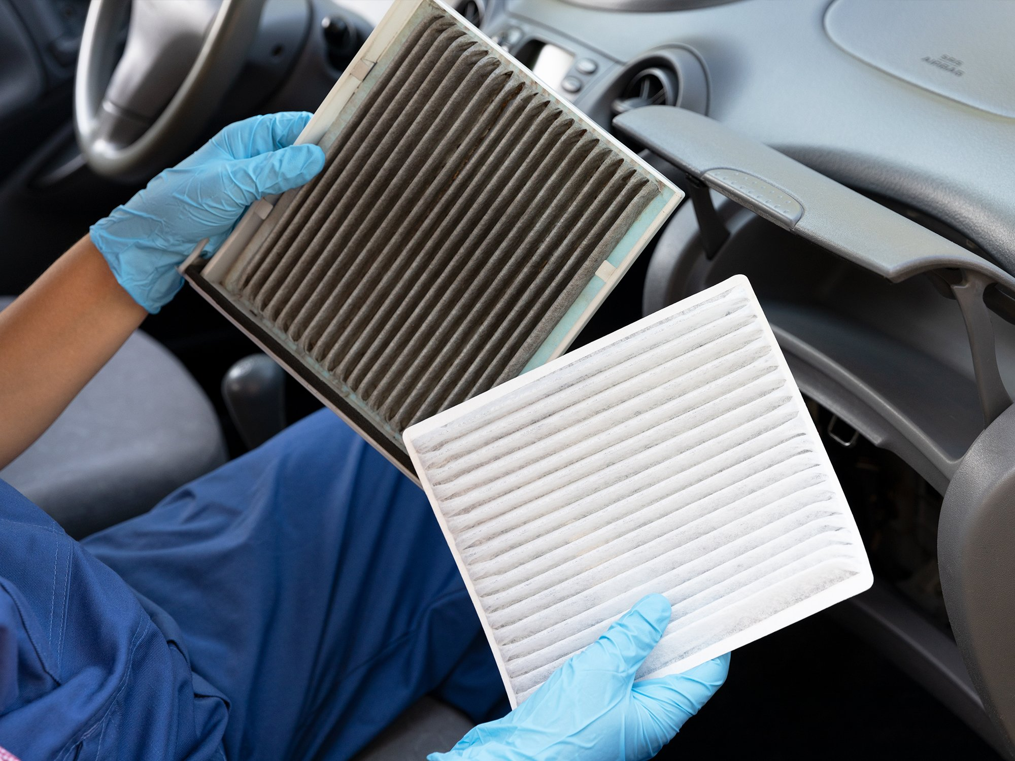 AIR AND CABIN FILTERS