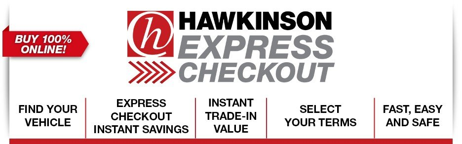 Hawkinson Express Checkout