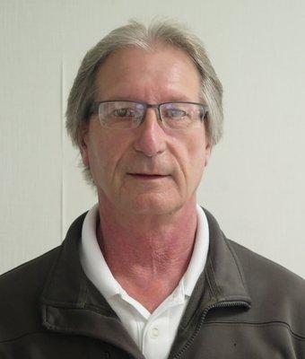 Service Advisor Brian Paiuch in Service at Hawkinson Kia