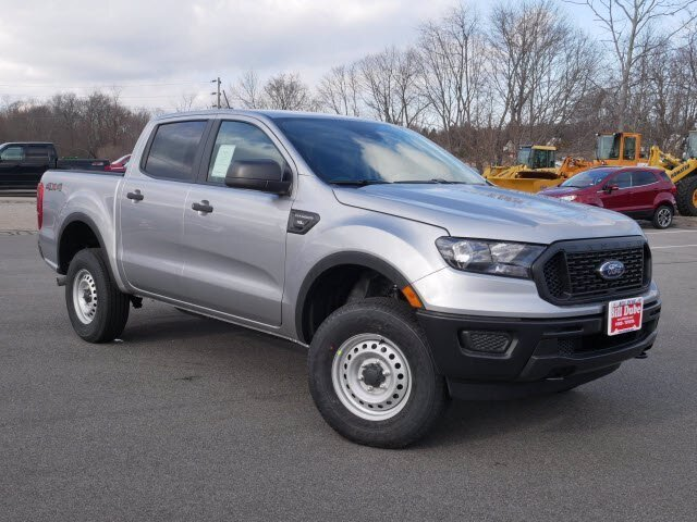 Lease this 2021, Silver, Ford, Ranger, XL