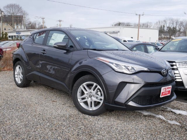 Lease this 2021, Gray, Toyota, C-HR, LE