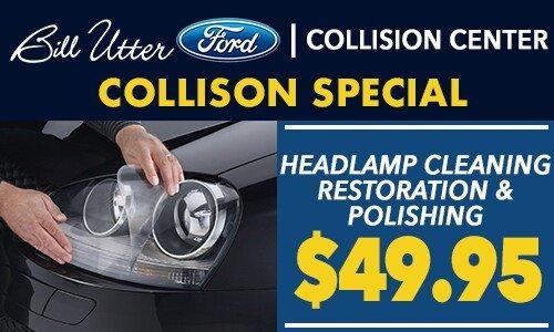 Headlamp Cleaning Restoration and Polishing