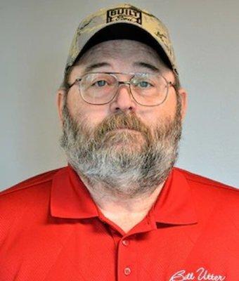 Service Advisor Don Swift in Service at Bill Utter Ford