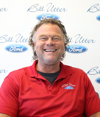 Sales Consultant Phil Tysinger in Sales at Bill Utter Ford
