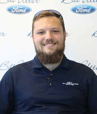 Sales Consultant Joseph Bonnette in Sales at Bill Utter Ford