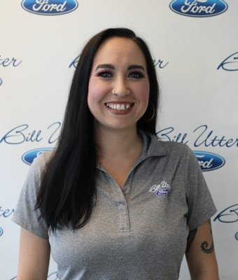 After Market Specialist Claire Jimenez in Sales at Bill Utter Ford