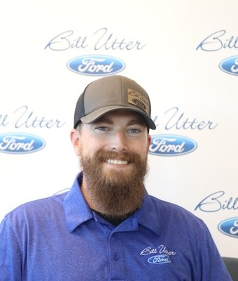 Sales Consultant Casey Patton in Sales at Bill Utter Ford