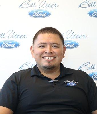 Sales Consultant - Bilingual Juan Millan in Sales at Bill Utter Ford
