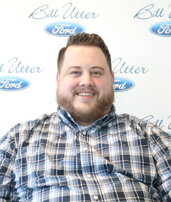 Internet Director Jacob Freeman in Sales at Bill Utter Ford