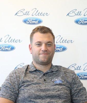 Sales Consultant John Alexander in Sales at Bill Utter Ford