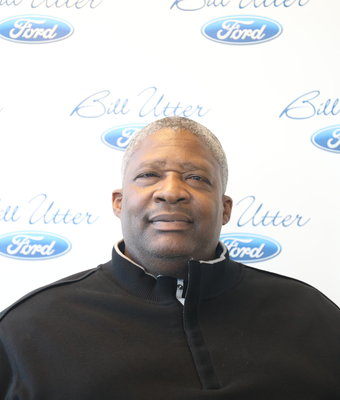 Commercial & Fleet Director Dave Underwood in Sales at Bill Utter Ford