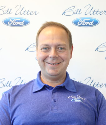 Sales Consultant Cory Cuellar in Sales at Bill Utter Ford