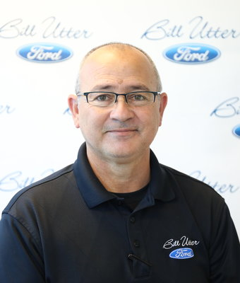 Dealer Trades Inventory Manager Rey Trevino in Sales at Bill Utter Ford