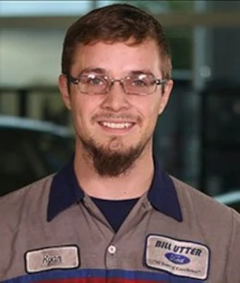 Service Technician Davidson Davidson in Service at Bill Utter Ford