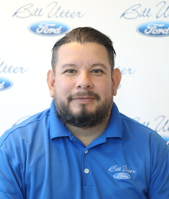 Sales Consultant Ivan Barrios in Sales at Bill Utter Ford