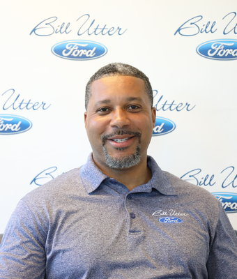 Sales Consultant Quincy Alonzo in Sales at Bill Utter Ford