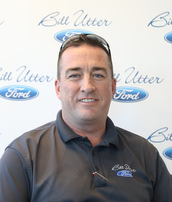 Sales Consultant Dan Corthell in Sales at Bill Utter Ford
