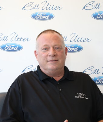 Parts Customer Service Kevin Krattiger in Parts at Bill Utter Ford