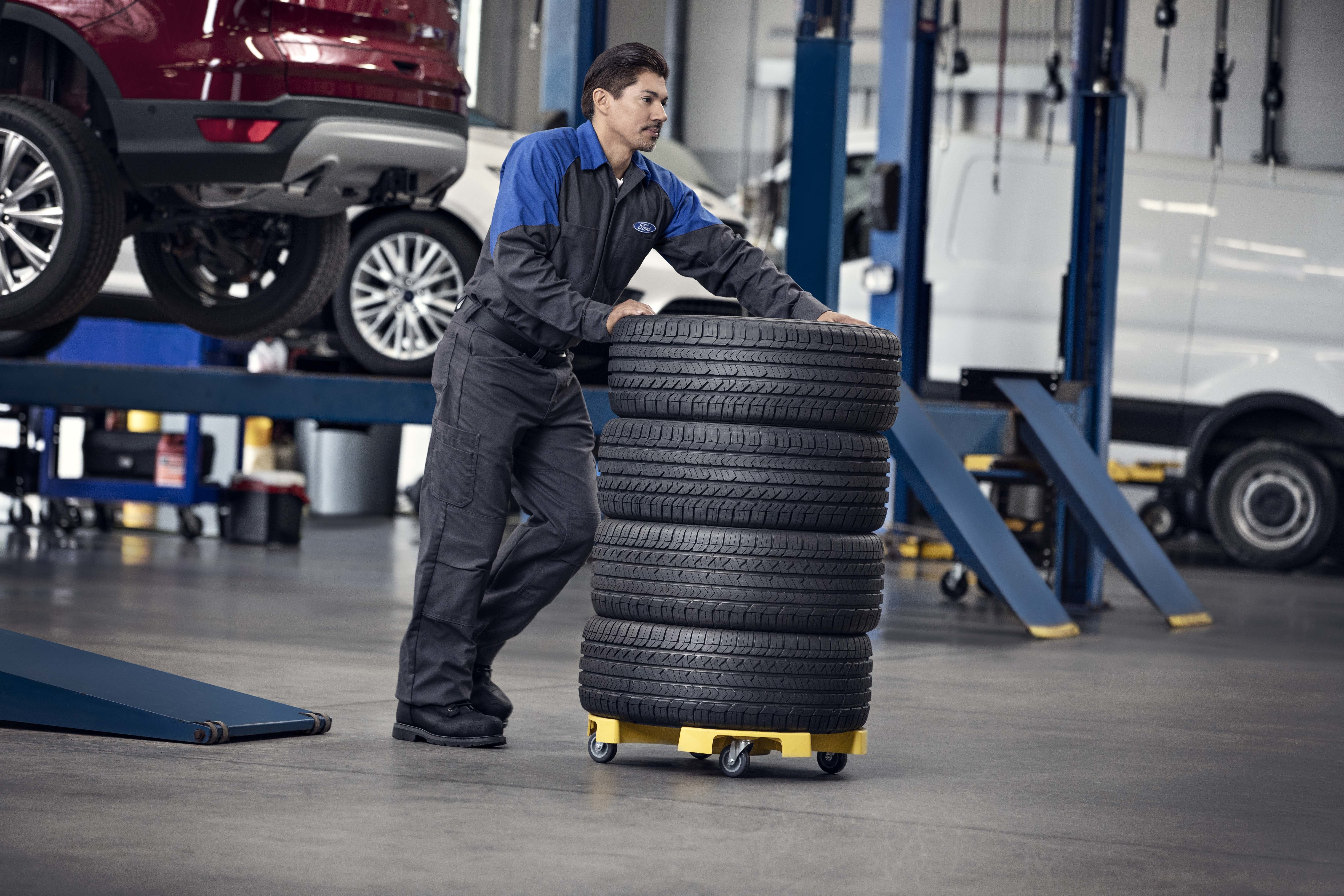 Coupon for Buy four select Goodyear tires Get up to a $75 rebate by mail.*