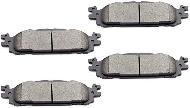 Coupon for Lifetime Brake Pad Guarantee* Motorcraft® Brake Pads
