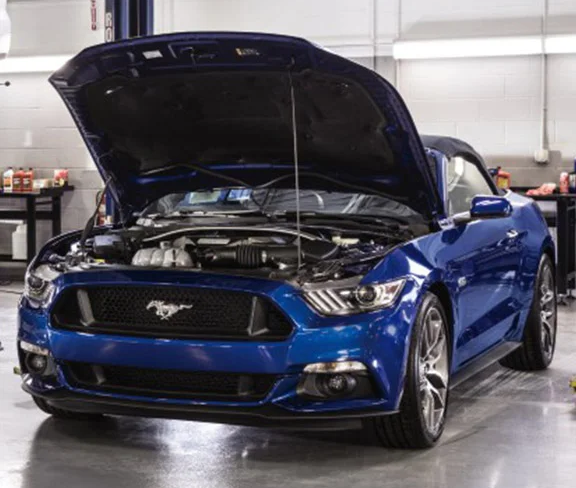 ford mustang servivce