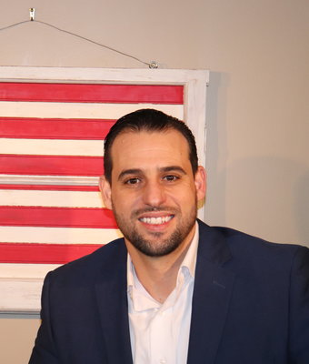 General Manager Sam Boukhima in Sales at Grove City Ford