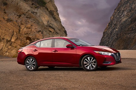 2021 NISSAN ALTIMA AND SENTRA EARN SAFETY AWARDS FROM IIHS