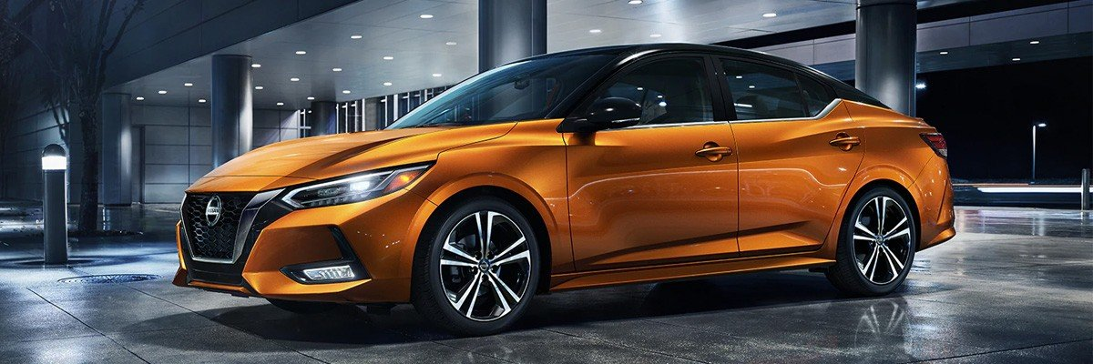 2020 Nissan Sentra at Hawkinson Nissan