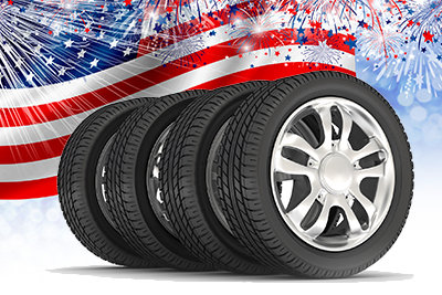 4th of July Tire Promotion