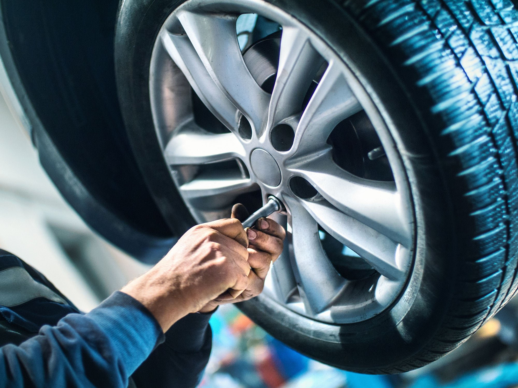 Coupon for Tire Service Special Tire Rotate, Balance, and Brake Inspection