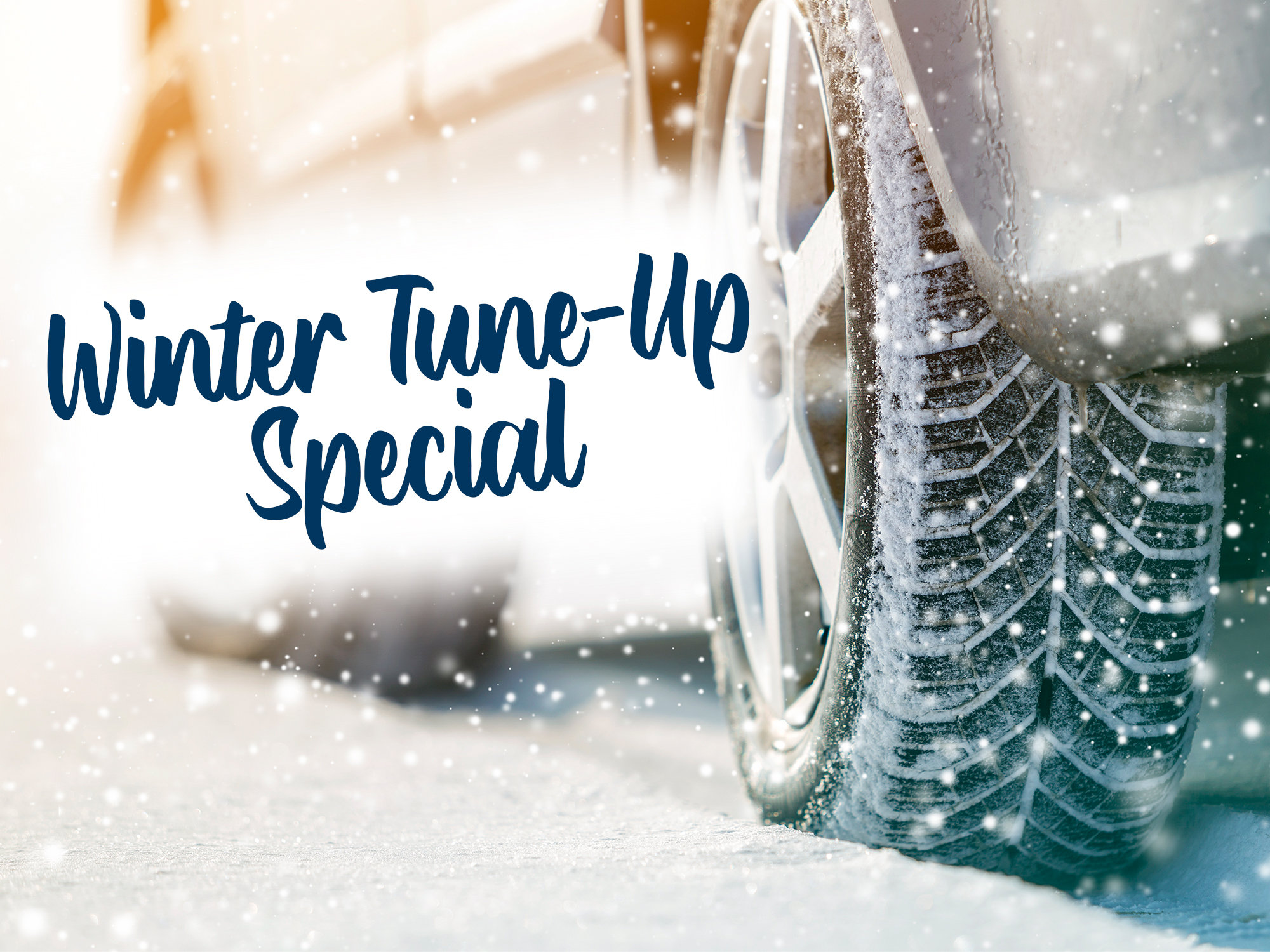 Winter Tune Up Special