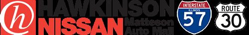 Hawkinson Nissan Logo Main