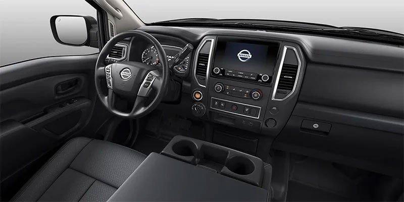 Nissan Titan near Chicago, IL