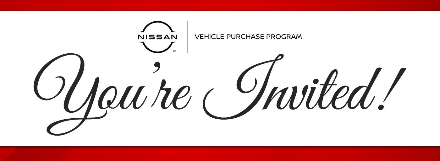 Hawkinson Nissan Vehicle Purchase Program