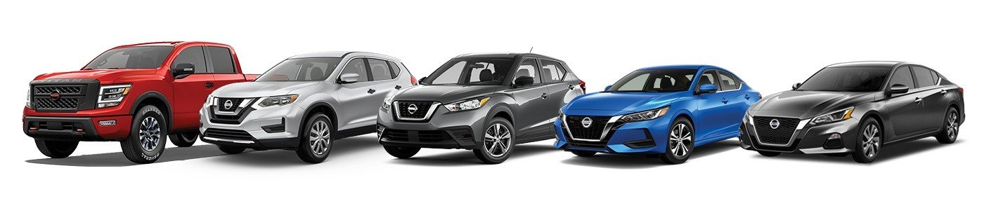 Nissan Vehicle Lineup