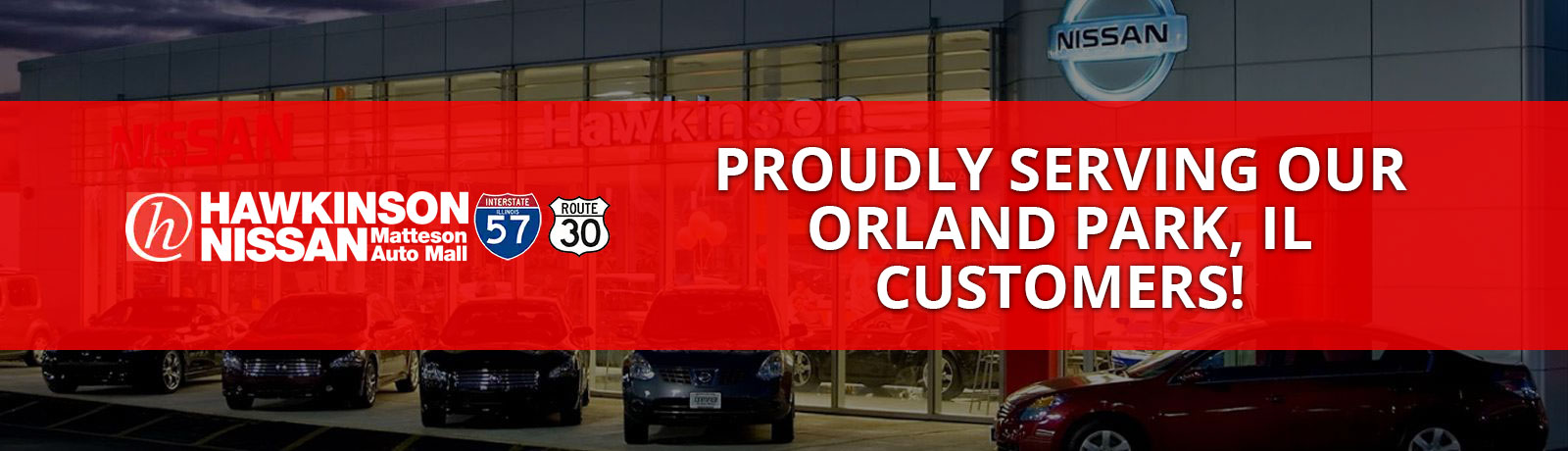 New and CPO Nissan Vehicles in Orland Park, IL