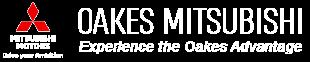 Oakes Mitsubishi Logo Main