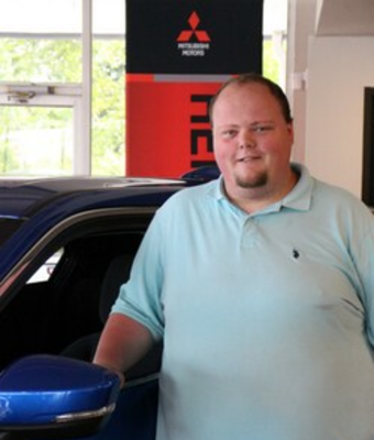 Inventory Specialist Neil Grandgenett in Office & Support Team at Oakes Mitsubishi