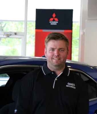 Porter Curtis Wells in Parts & Service at Oakes Mitsubishi